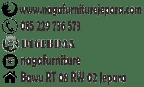 Kontak Naga Furniture Jepara