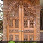 Harga Jual Gebyok Jati Ukiran Minimalis Termurah di Jepara