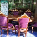 Jual Meja Makan Minimalis Jati Mewah Terbaru Harga Termurah di Jepara