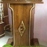 contoh podium masjid minimalis