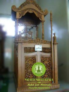 Jual Mimbar Masjid di Medan
