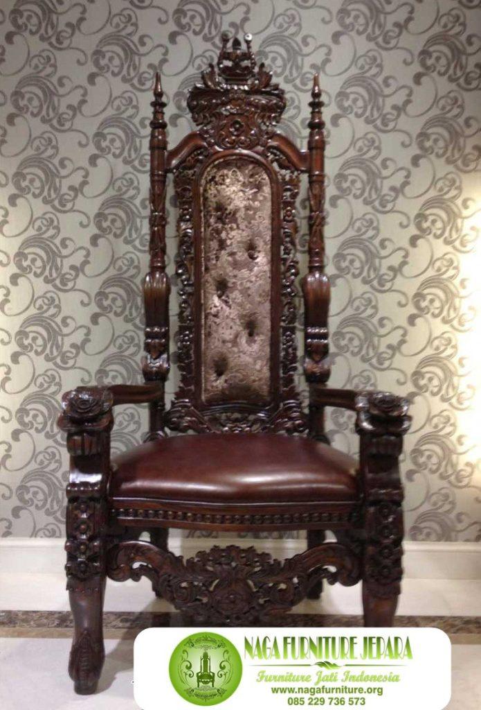 ukuran kursi raja untuk dudukan mimbar masjid terbaru