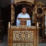 Model Mimbar Masjid Kubah Harga Termurah di Jepara